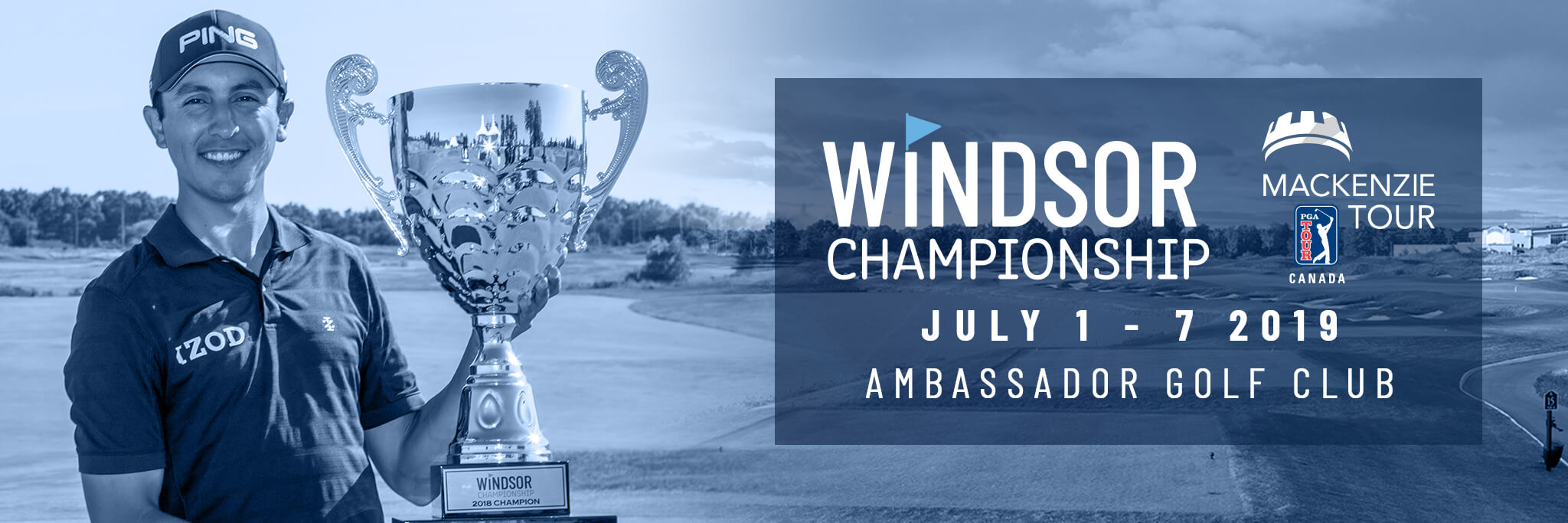 Mackenzie Tour Windsor Championship July 1-7, 2019